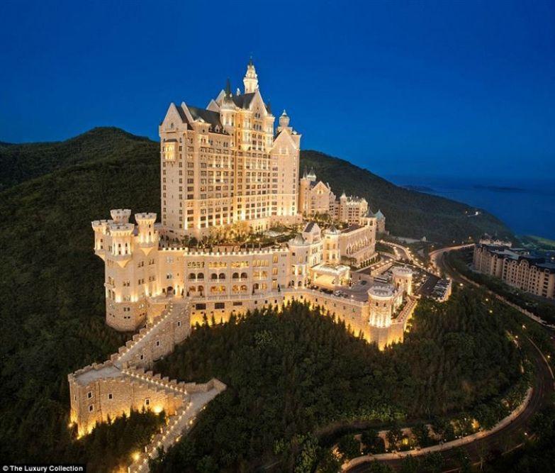 6. Отель в Китае люди, мир, фотоподборка
