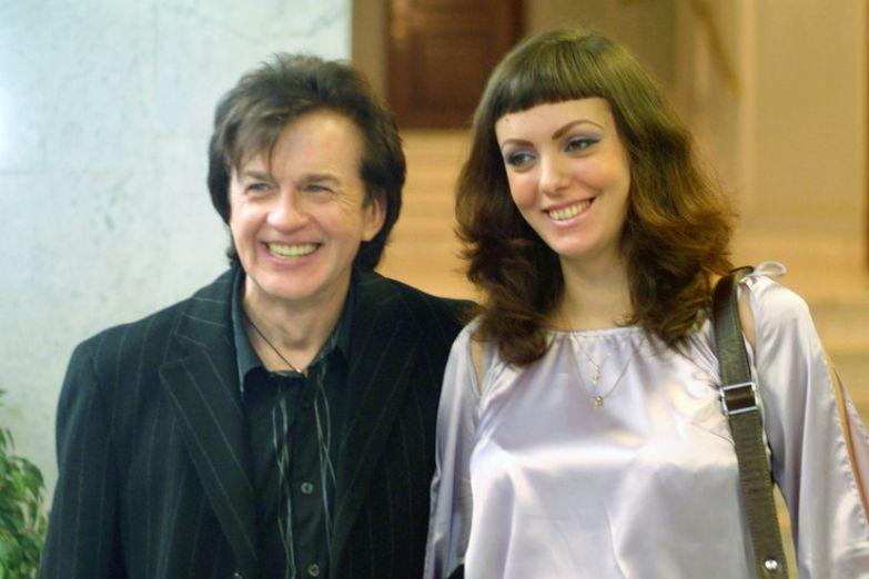 Нелли Власова стала второй женой музыканта