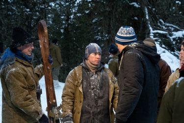 Членов группы Дятлова сыграли преимущественно начинающие актеры