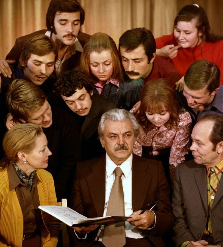 Для Ирины Константиновны единственным секс-символом был ее муж Сергей Бондарчук