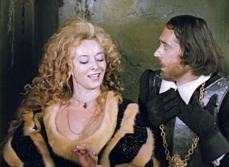 Кадр из фильма *Д'Артаньян и три мушкетера*