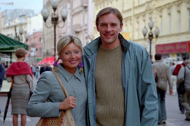 Брак с Ириной Климовой продлился два с половиной года