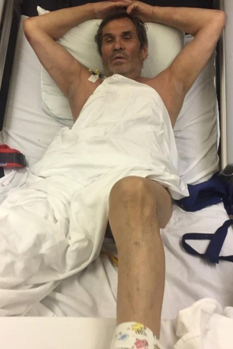 Алибасов находился на волоске от смерти