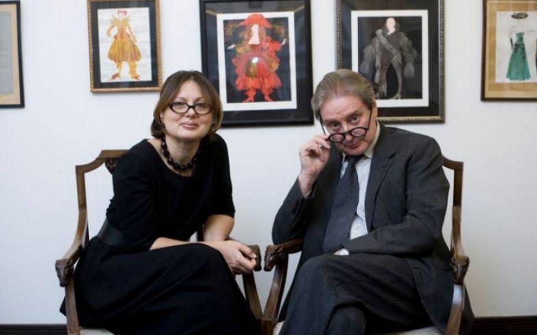 Галина и Вениамин являются соавторами в творчестве и в жизни. / Фото: www.schwingen.net