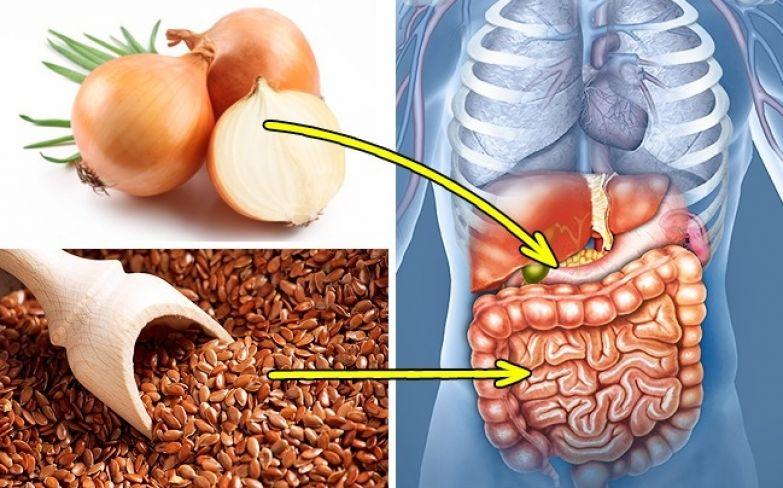 очистка пищеварительной системы