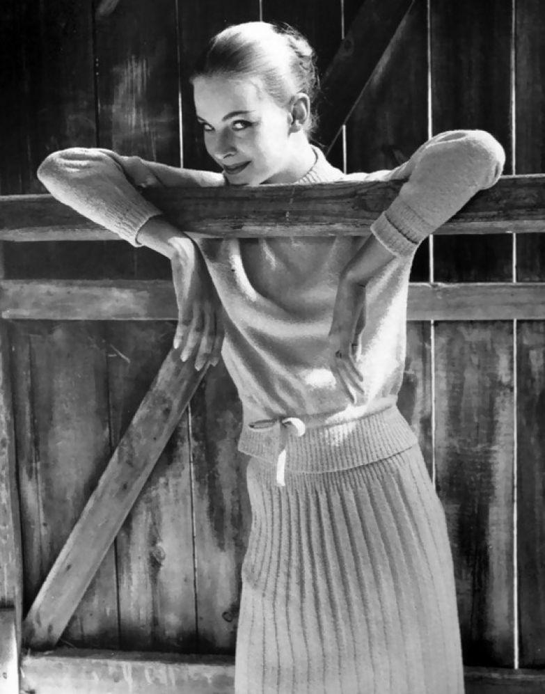 Нене фон Шлебрюгге - одна из главных звёзд мира высокой моды середины прошлого века. / Фото: mediaspy.ru