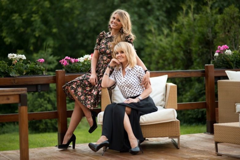 Певица Валерия с дочерью Анной Шульгиной возраст, девушки, звезды, мамы