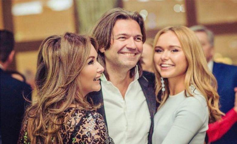 Дмитрий и Елена с дочерью Стефанией. / Фото: www.veroyatno.com.ua