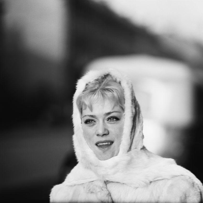 Андрей-Князев.-Актриса-Алиса-Фрейндлих.-1960-е