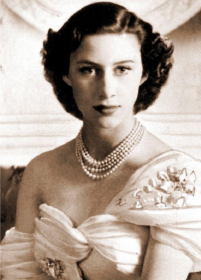 «Мятежная принцесса» Маргарет.