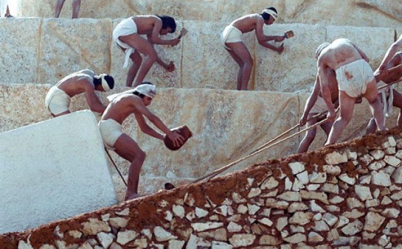 Египетские рабы