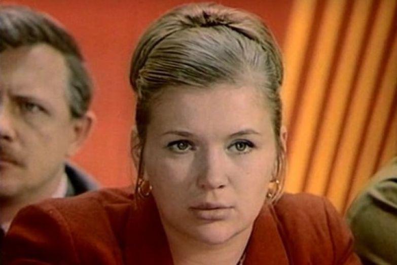 Сериал «Тени исчезают в полдень» прославил Галину Польских