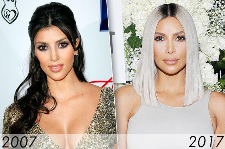 Разница между фото «всего» 10 лет