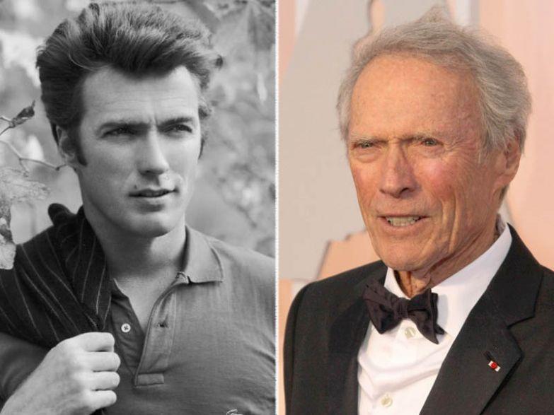 Клинт Иствуд, 85 лет актеры, возраст, звезды, секс-символы, тогда и сейчас