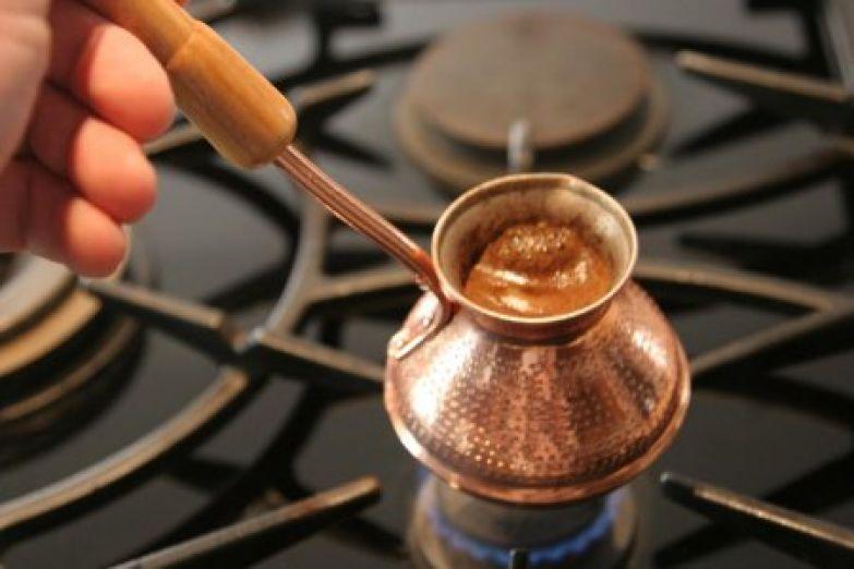 2. Без спешки готовим дома, кофе, советы, турка