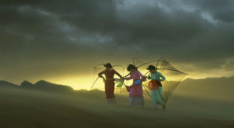 Нгуен Бао Сон. Вьетнамские женщины.