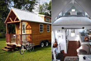 дом для любителей путешествий