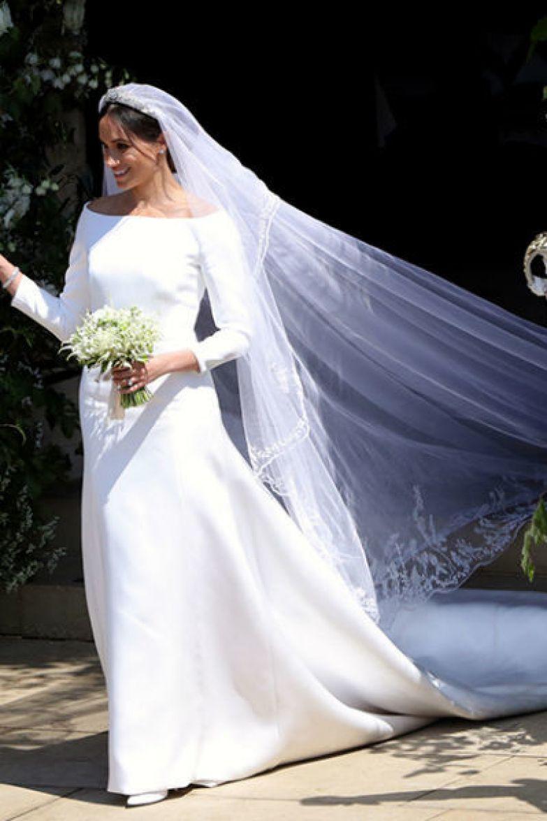 Образ невесты вызвал восторг модных критиков