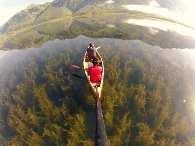 Озеро Матесе Казерта, Италия
