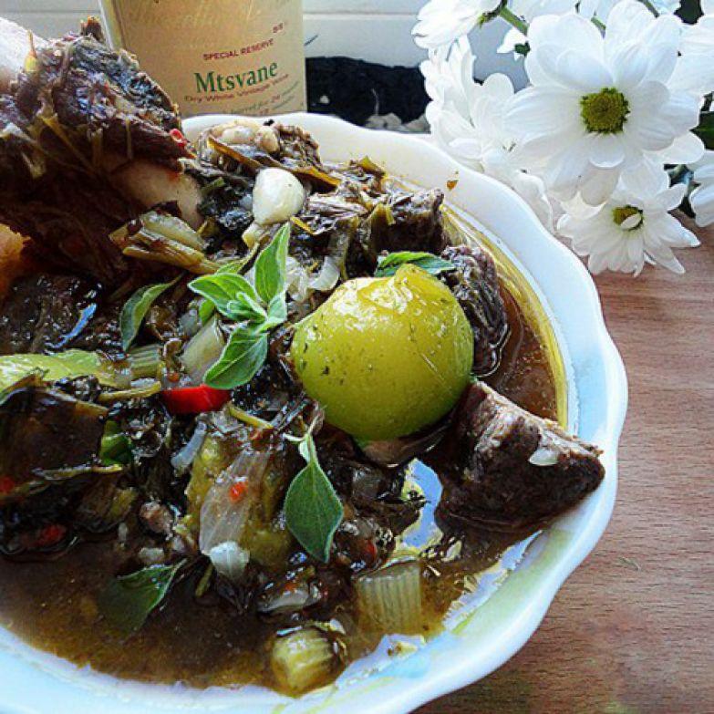 грузинская кухня рецепты с фото вторые блюда