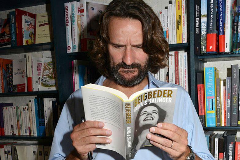 Фредерик Бегбедер: «Написав, что любовь длится три года, я захотел опровергнуть самого себя»