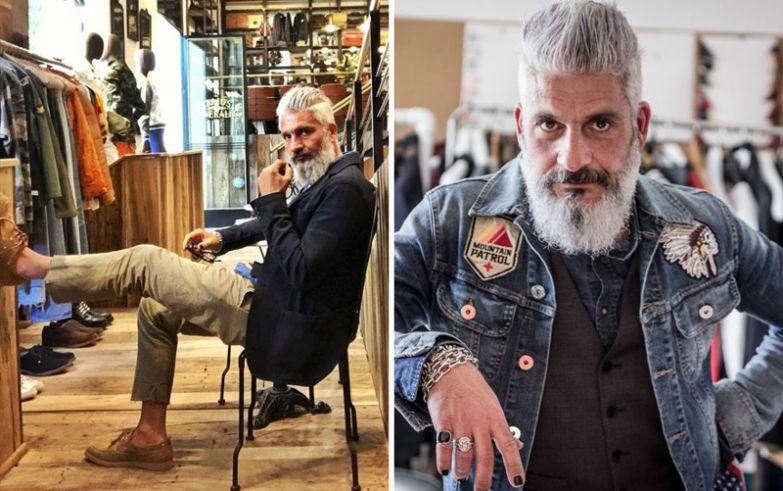 Густаво Самуэлян, 47 возраст, достойно, мужчины, форма