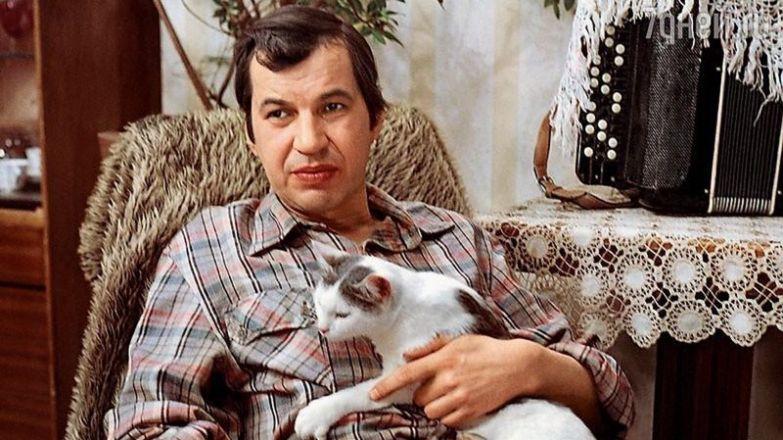 Георгий Бурков. актёры, алкоголь, зависимость