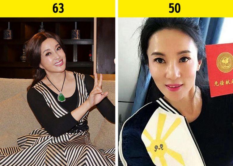Как всегда выглядеть на 25? Китаянки раскрывают секреты молодости