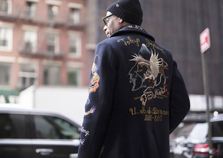 39 стритстайл-фотографий из Нью-Йорка