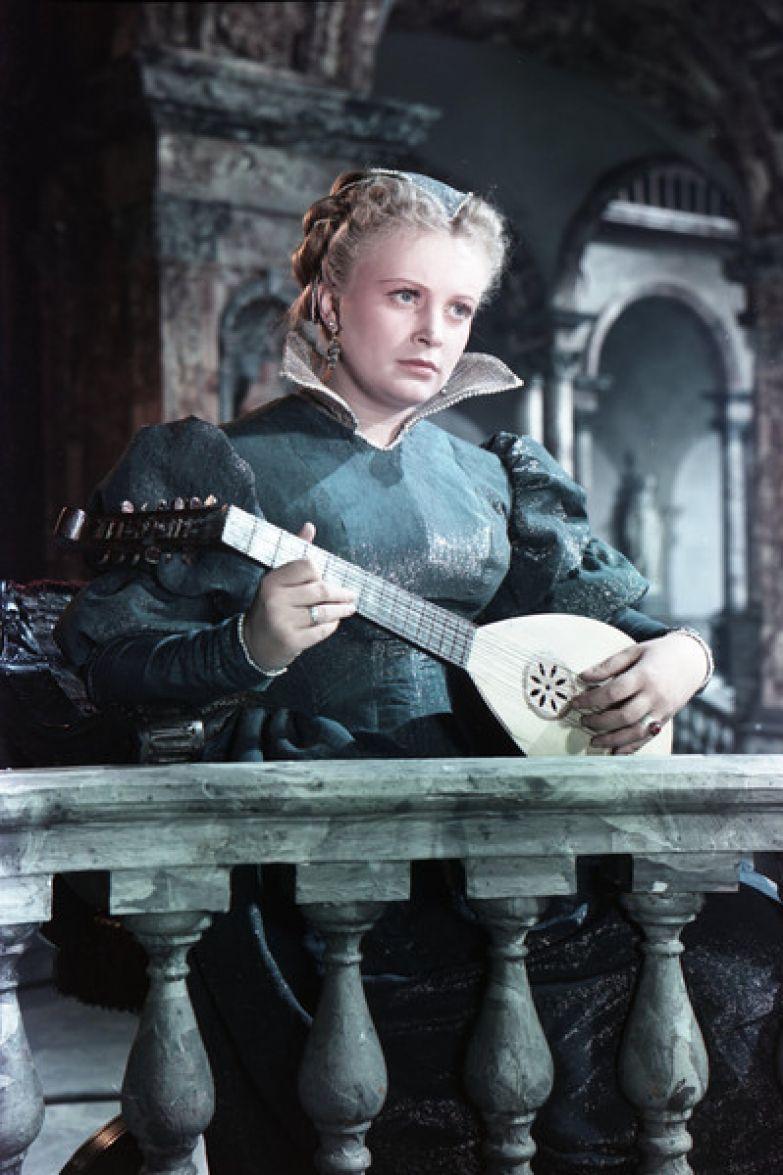 Главной женщиной в жизни Николая Рыбникова стала Алла Ларионова