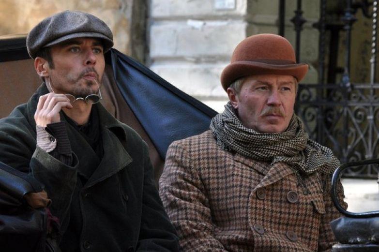 Незадолго до смерти Андрей Панин работал над картиной «Шерлок Холмс»