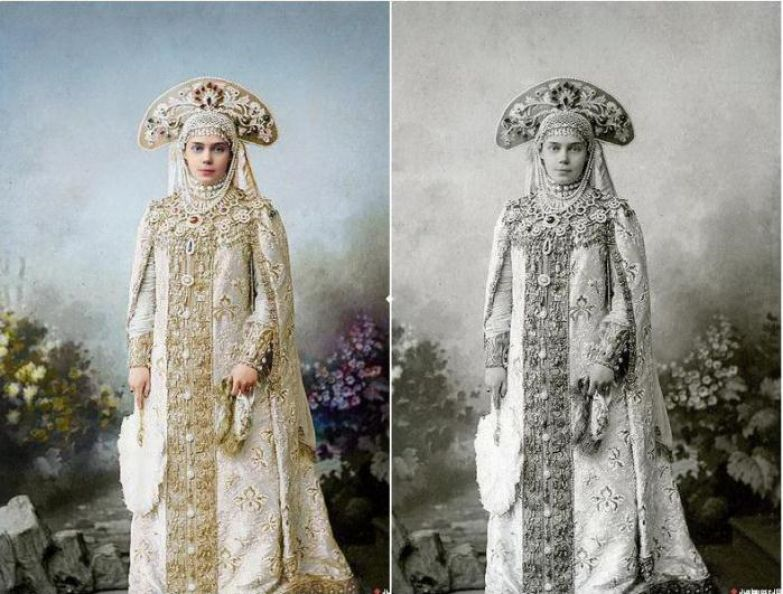 Великая княгиня Ксения Александровна Романова
