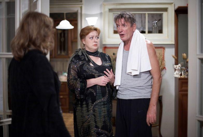 Роль в фильме «Артистка» стала одной из знаковых для Ароновой