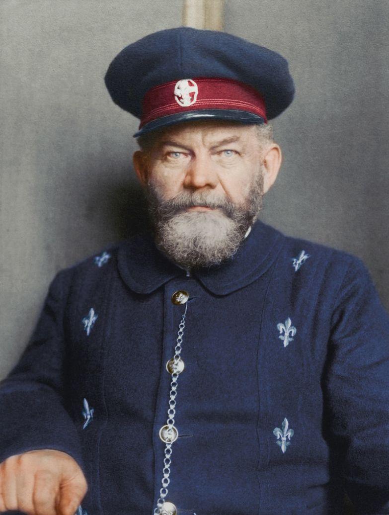 Датчанин, 1909 история, костюмы, сша, эмиграция