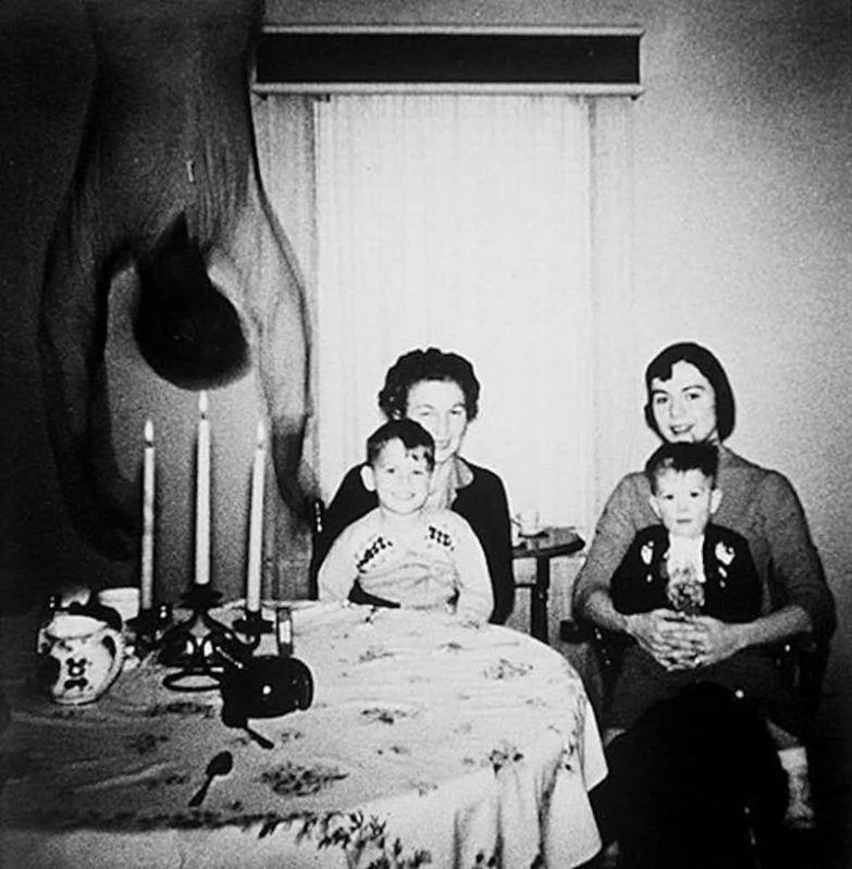 13. Призрак семьи Купер привидение, страх, фотография