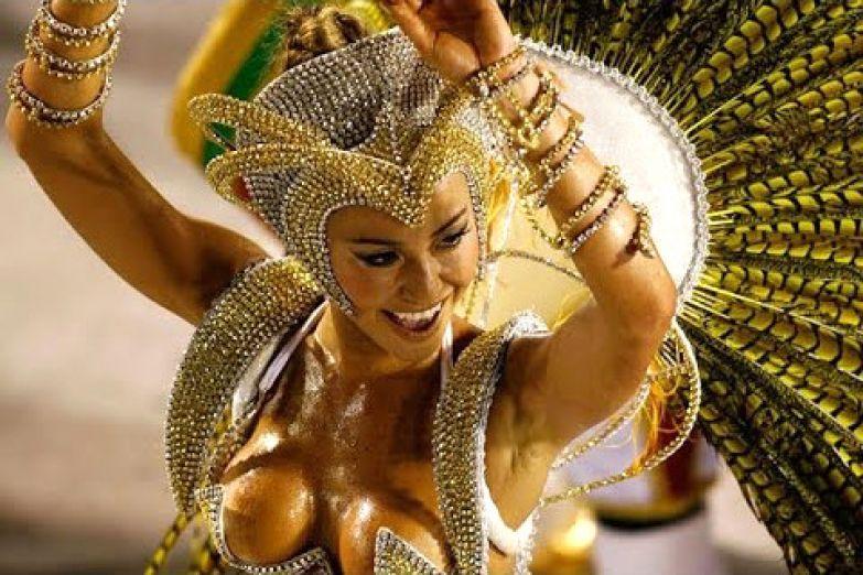 Девушки из рио де жанейро занимаются сексом на карнавале