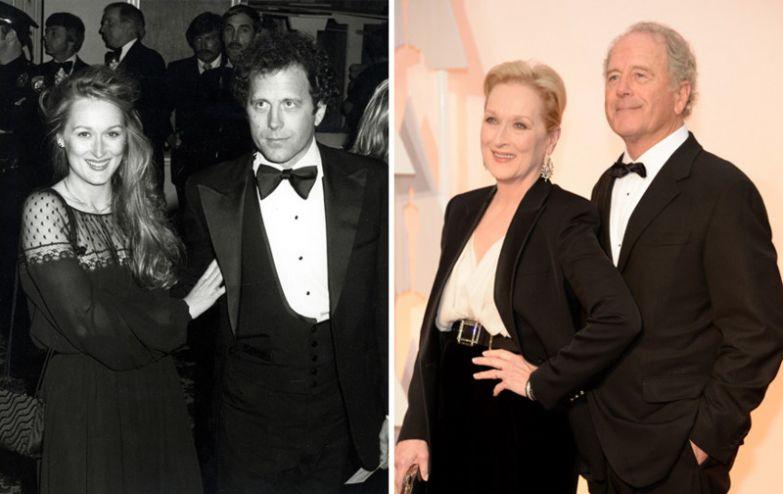 Мерил Стрип и Дон Гаммер - 37 лет вместе голливуд, звезды, любовь, свадьбы, семьи