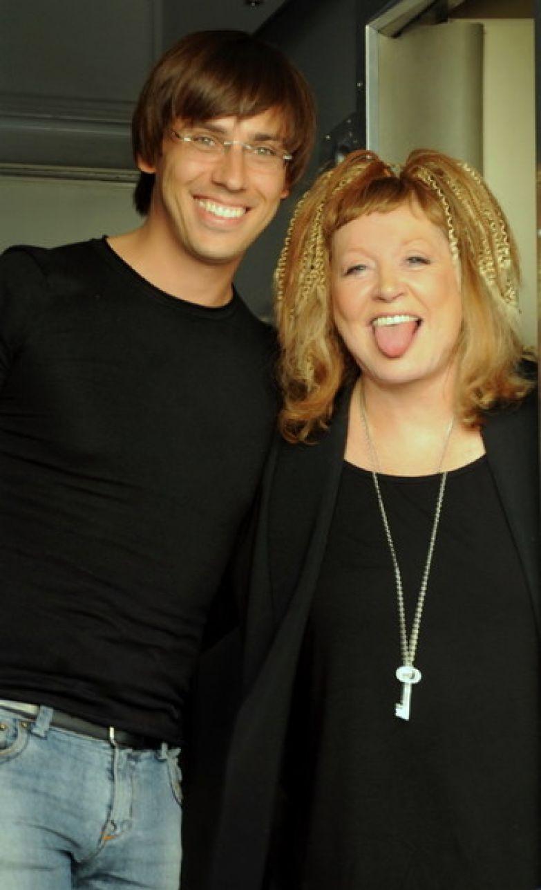 Максим и Алла Борисовна начали встречаться в 2005 году