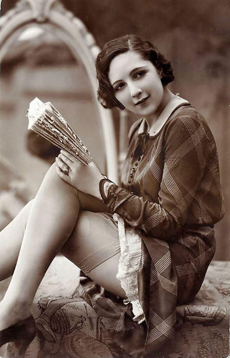 1920 год красивые девушки фото