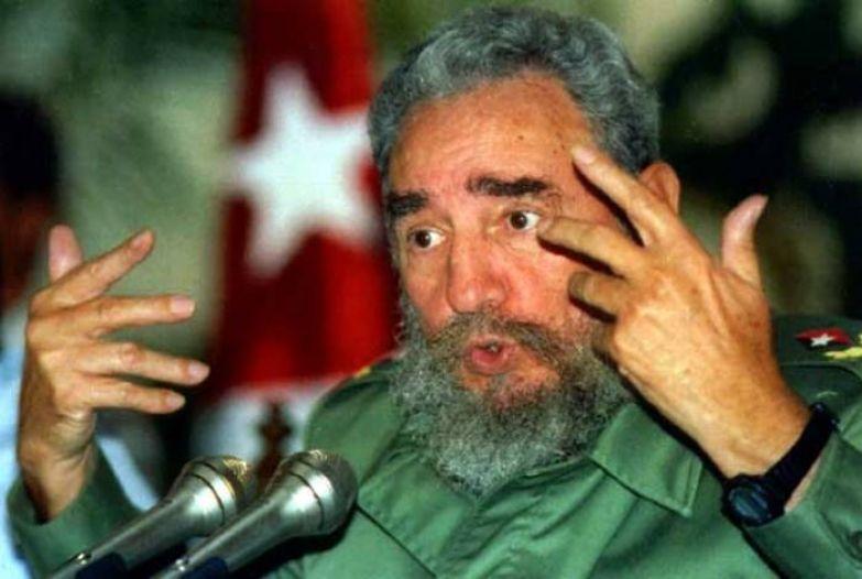 Фидель Кастро | Фото: tunnel.ru