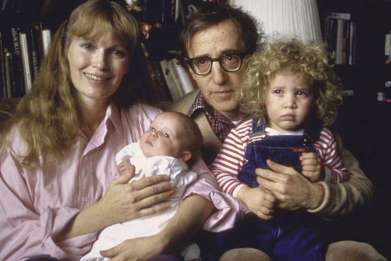 С Мией Фэрроу в гражданском браке Аллен прожил 12 лет, она снялась в 13 его фильмах. Именно на ее приемной дочери он женат сегодня любовники, романы знаменитостей