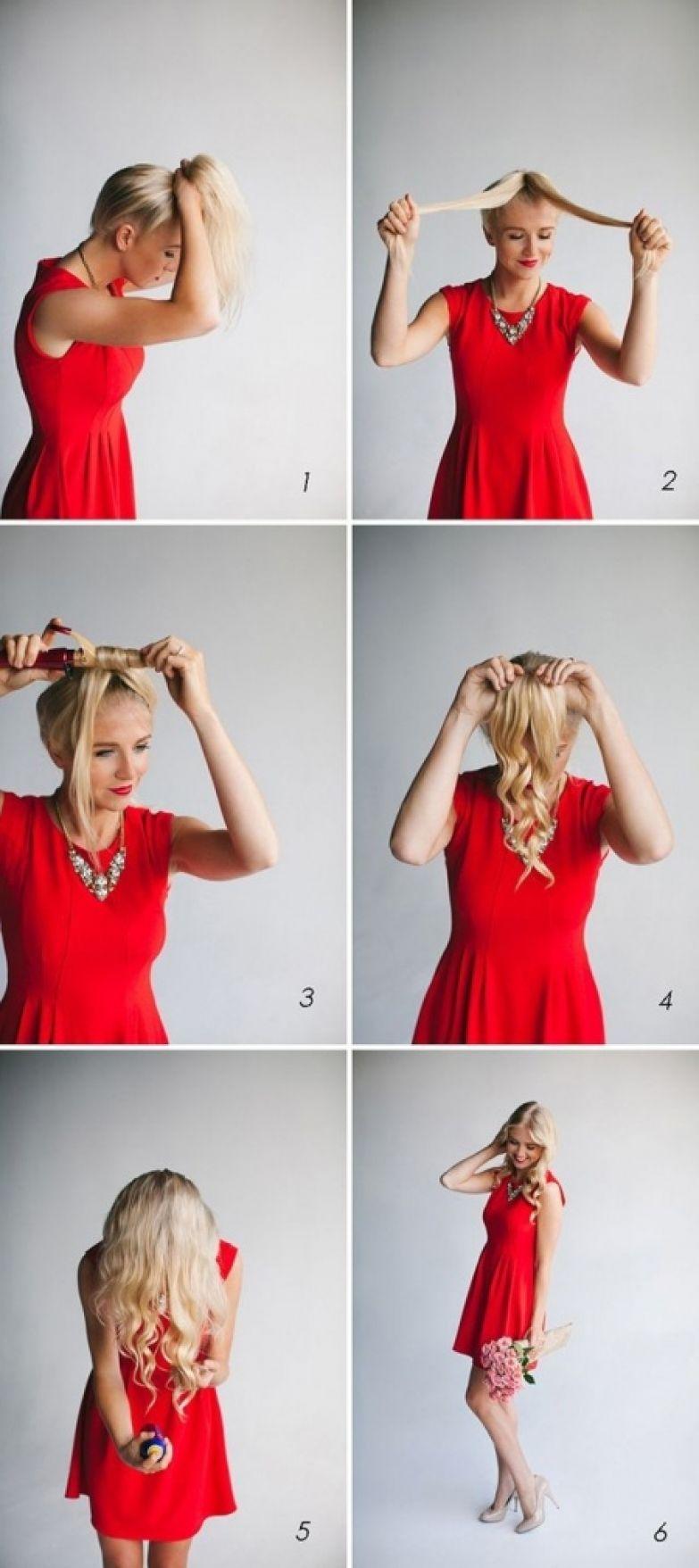 14 причесок, которые можно сделать за 3 минуты