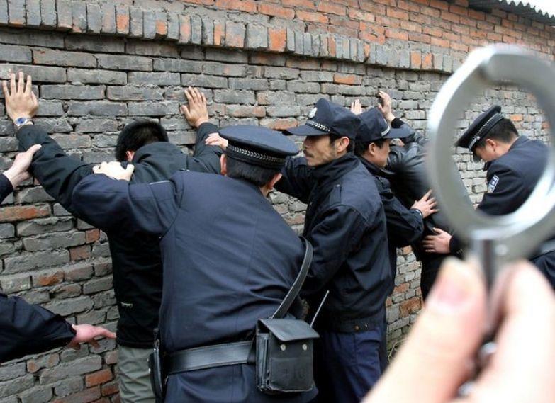 Преступления, карающиеся расстрелом в Китае китай, преступления, смертная казнь