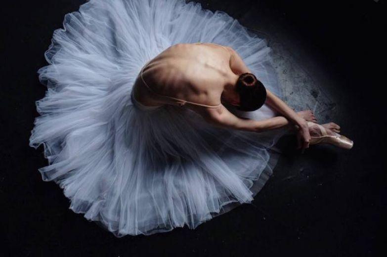 Екатерина Борченко, прима-балерина Михайловского театра. Фото: Дарьян Волкова.