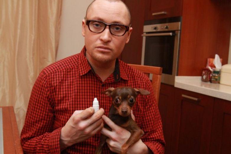 Во время борьбы с онкологическим заболеванием утешением для Шуры стала любимая собака