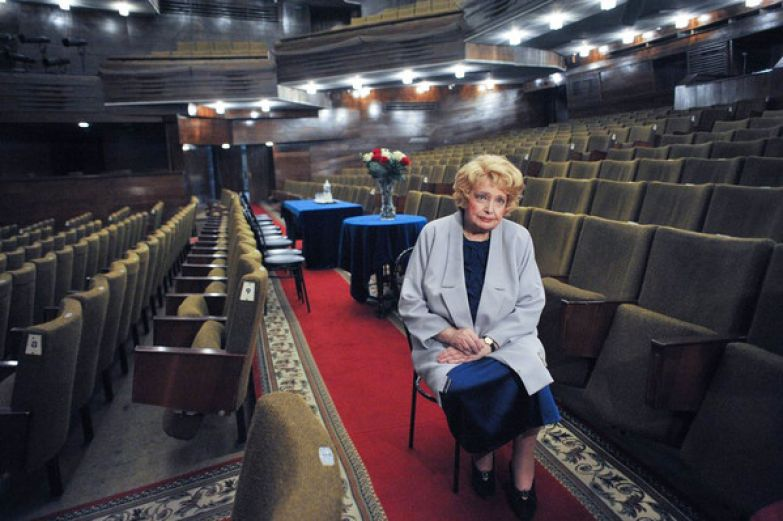 Татьяна Доронина руководила театром более 30 лет