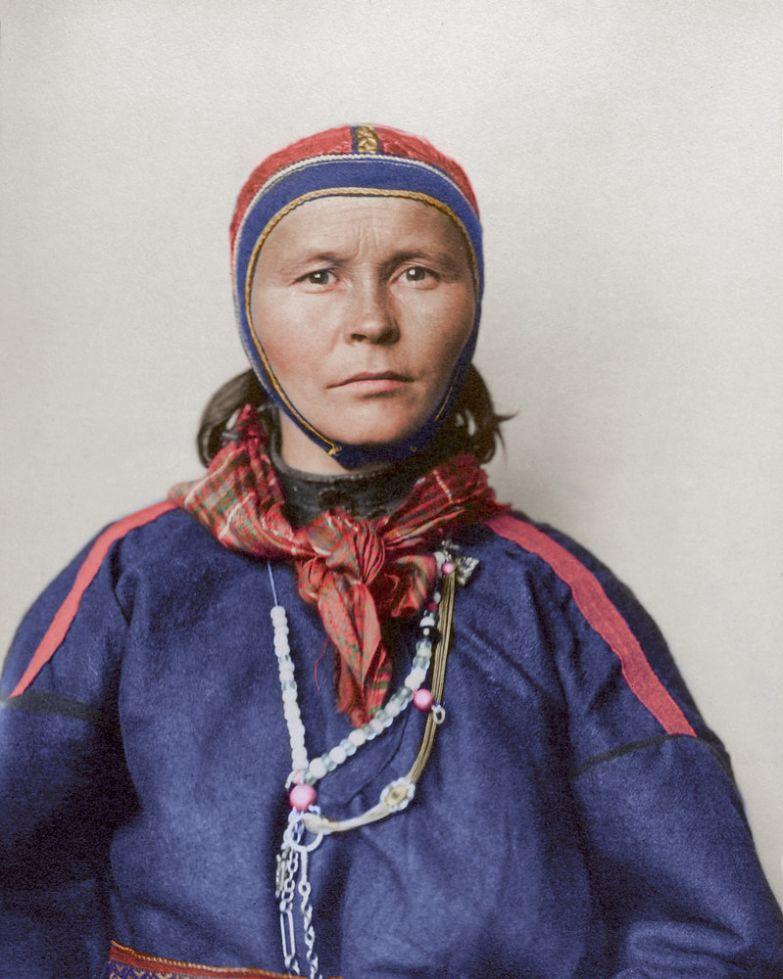 Лапландец, 1910 история, костюмы, сша, эмиграция