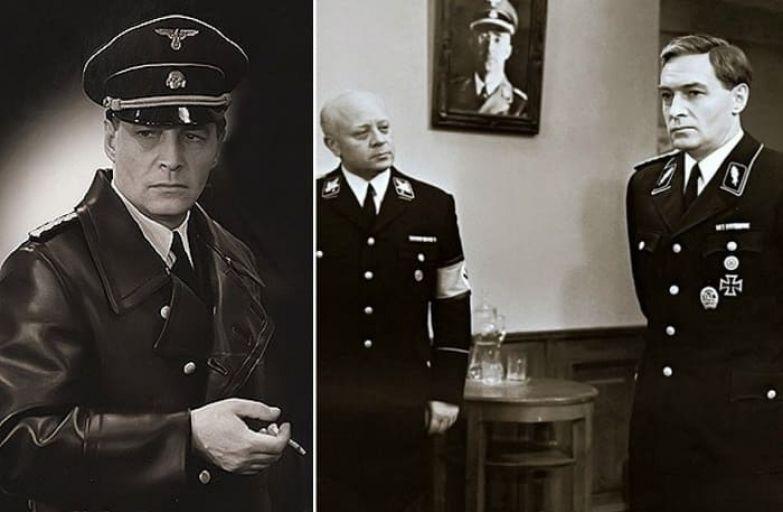Нашим зрителям черная униформа СС хорошо знакома по фильму *Семнадцать мгновений весны* | Фото: historicaldis.ru и anews.com