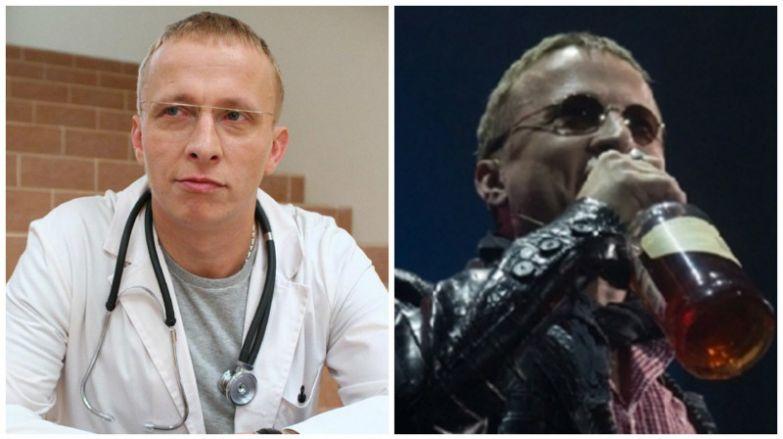 Иван Охлобыстин алкоголики, алкоголь, знаменитости