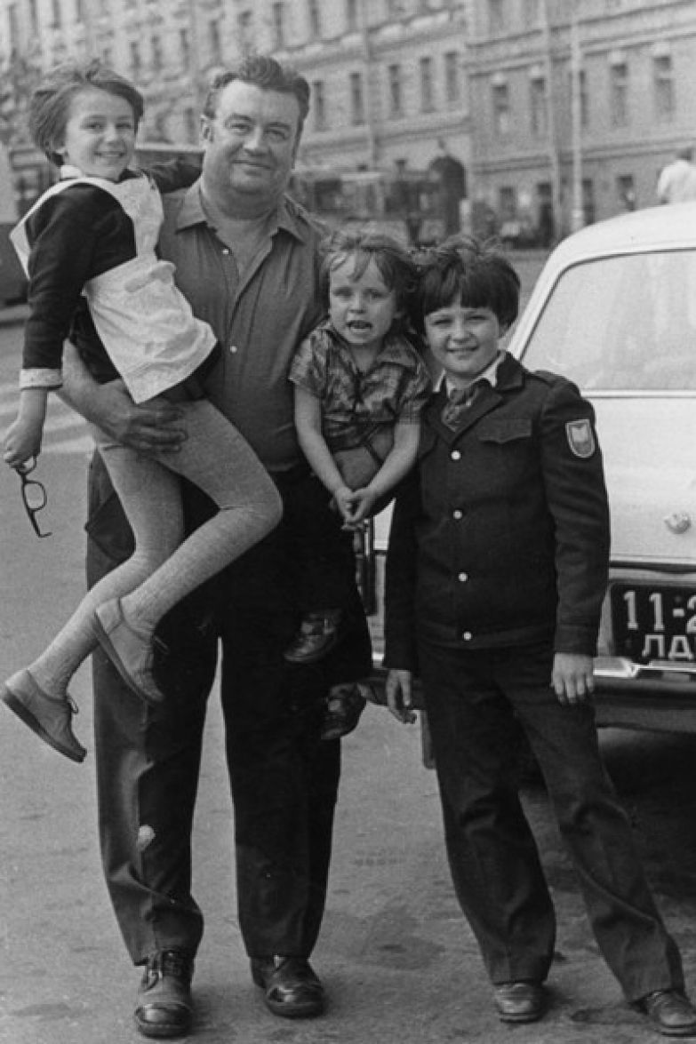 Анастасия Мельникова росла в большой дружной семье